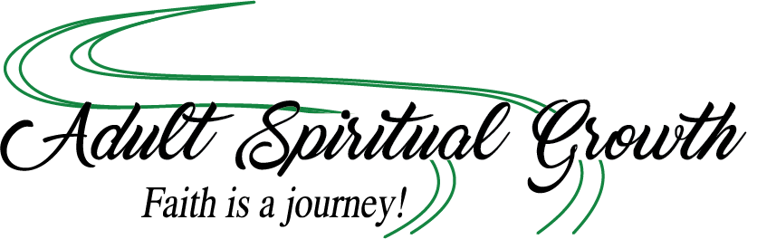 Adult Spiritual Growth