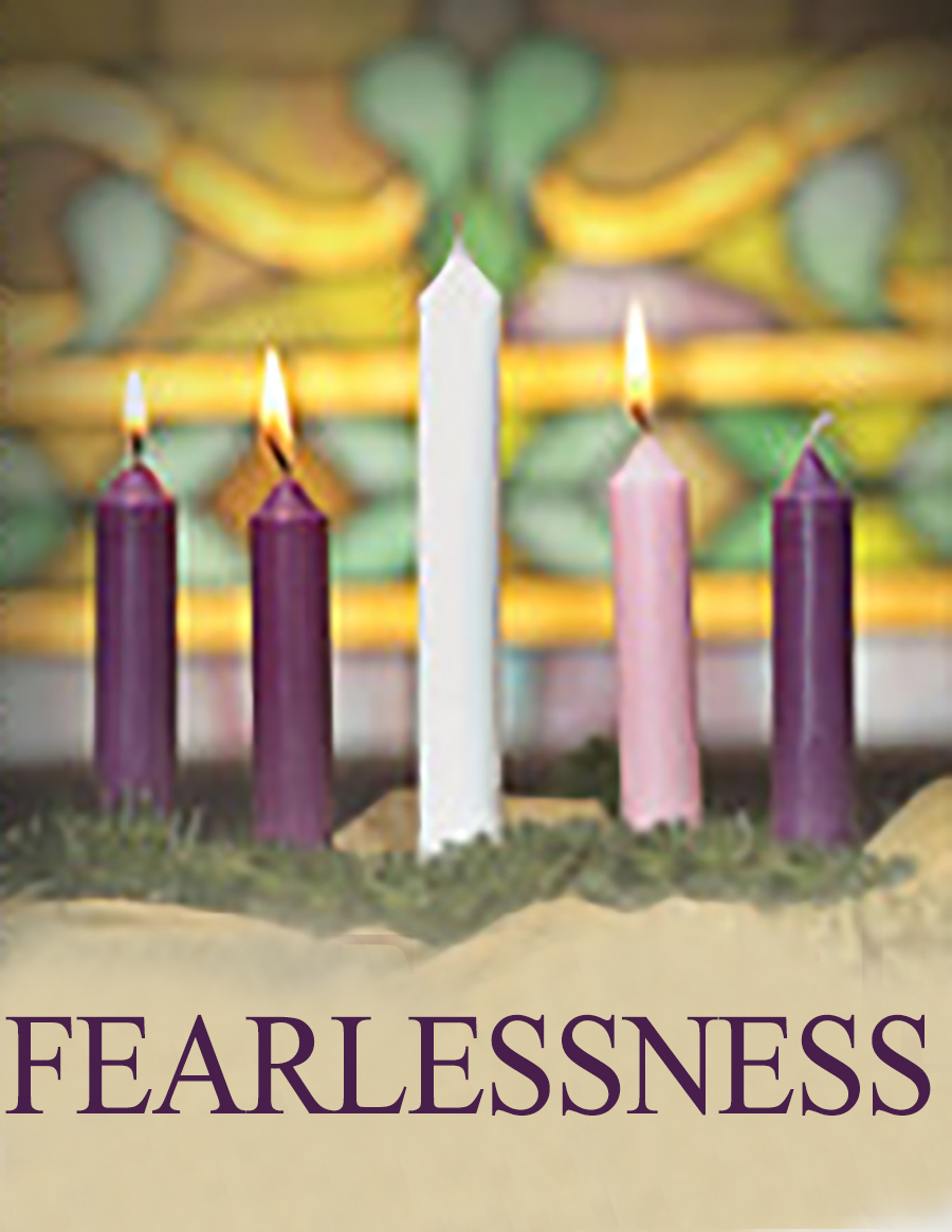 The Way of Fearlessness, Mary Rises to the Occasion 12-16-18