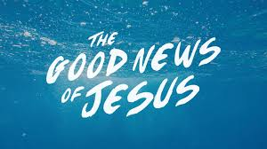 Mark's Jesus: Turn Toward God, for the Good News has Come! 5-5-19