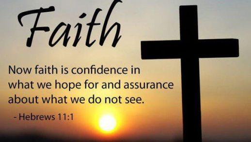Faith 7-7-19
