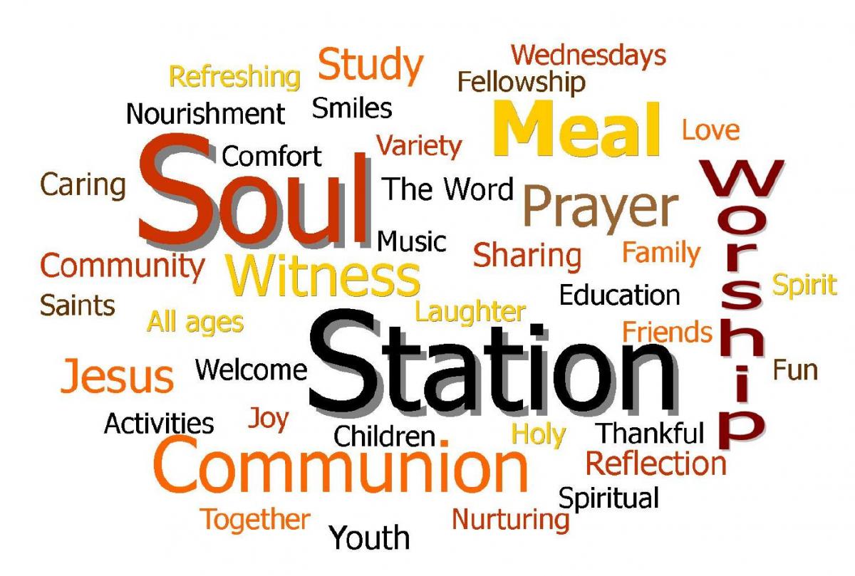 Soul Station Wednesday Evening Worship