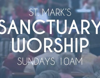In-Person Sanctuary Worship